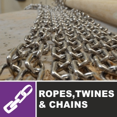 Ropes, Twines & Chains