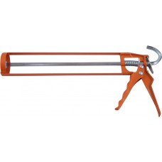 "11"" Skeleton Caulking Gun 400ml Cap"