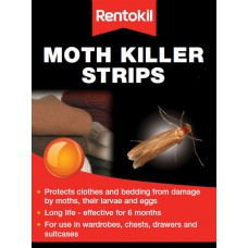 Rentokil - Clothes Moth Killer Papers (10 PK) (DGN)