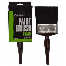"""100mm (4"""") Trade Quality Paint Brush"""