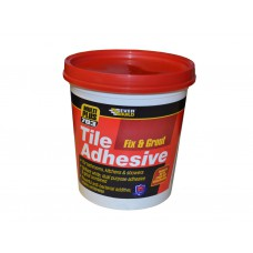 EverBuild 1.5kg 703 Fix & Grout Tile Adhesive