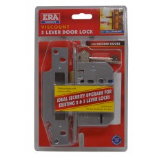 "(202-52) 63mm (2.5"") SC 5 Lever Viscount Sashlock"