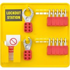 16 Station Lockout Board only