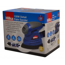 *TEMP OUT OF STOCK* Hilka 130W Detail Palm Sander (PTPS130)
