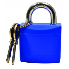 40mm Jacketed Brass Padlocks with 3 keys