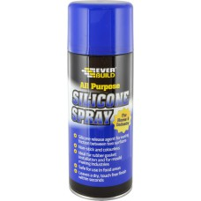 EverBuild 400ml Silicone Spray (DGN)