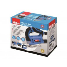 *TEMP OUT OF STOCK* Hilka Jig Saw Variable Speed - 400W - (PTJS400)