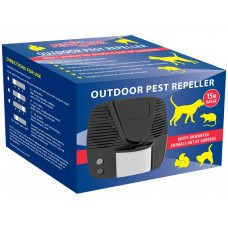 Outdoor Animal Repeller - Cats/Dogs/Foxes - Pest Clear
