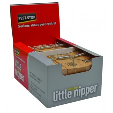 Pest-Stop Little Nipper Wood Mouse Trap