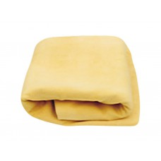 Natural Chamois Leather - 1 sq ft