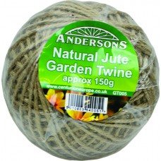 150g Natural Plain Fillis Jute Twine - 90m
