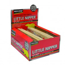 Pest-Stop Little Nipper Wooden Rat Trap