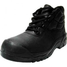 4 D-Ring Chukka Boots 13 - black