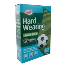 Doff Hard wearing Lawn Seed 500g