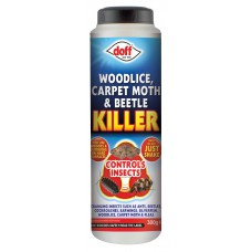 Doff - Woodlice, Carpet Beetle Killer - 300g (DGN)