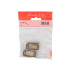 43mm Brown Small Magnetic Catch