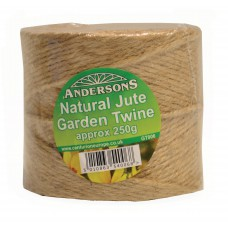 250g Natural Plain Fillis Jute Twine - 150m