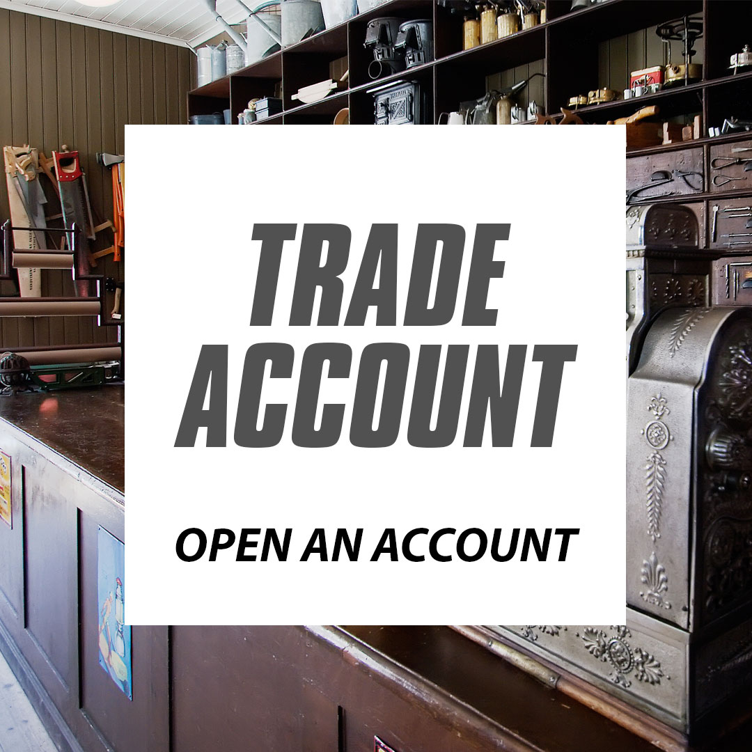 Wholesale Trade Account Sign Up