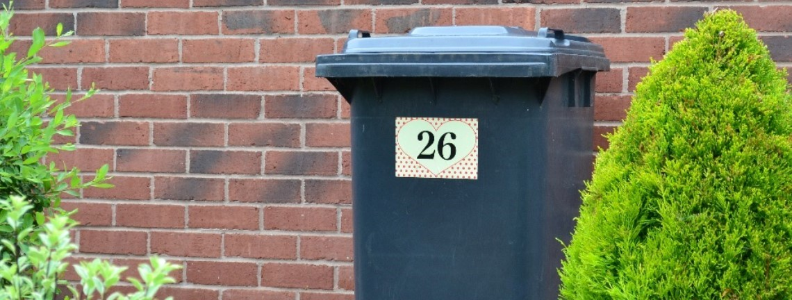 Wholesale Door Numbers and Bin Stickers UK Trade Supplier