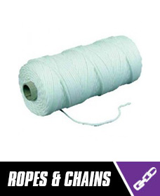 Wholesale Supplies UK Ropes, Twines & Chains
