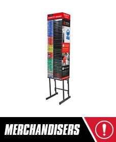 Wholesale Supplies UK Spectrum Sign stands and merchandisers