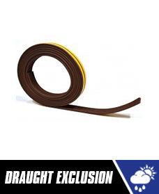Warmseal Draught Excluder Products