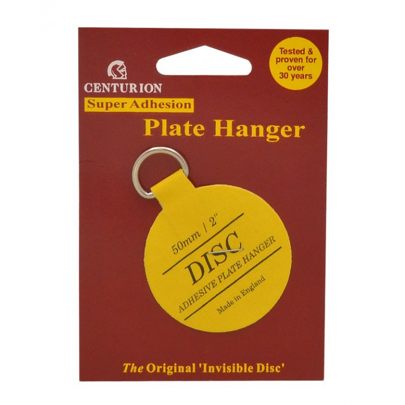 50mm Invisible Plate Hanger  sc 1 st  Centurion Europe & 50mm Invisible Plate Hanger - Plate Wires - Hardware - Products ...