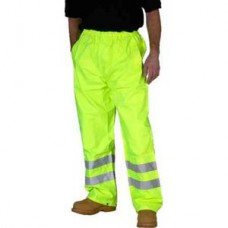 Traffic Trousers XXXL - Yellow