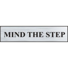 Mind the step - BRS (220 x 60mm)