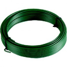 20m x 1.6mm PVC Coated Garden Wire