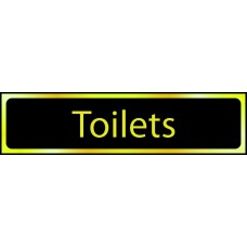 Toilets - POL (200 x 50mm)