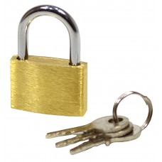 25mm Brass Padlock