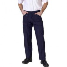 """Action Work Trousers 40"""" Waist - Navy"""