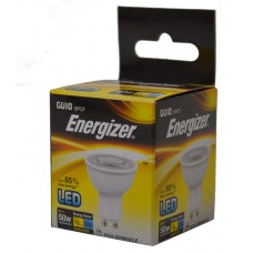 Energizer - LED Bulb - GU10 5W 350LM 36° Cool White