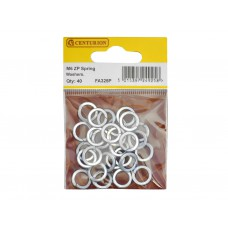 M6 ZP Spring Washer (Pack of 40)