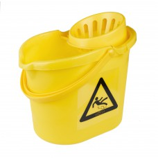 Shadowboard - 12 litre Mop Bucket with Ringer (Yellow)