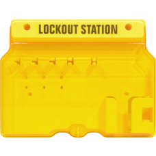 Advanced Lockout Station (4 Locks) - Board Only