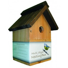 Wild Bird Multifunction Nesting Box