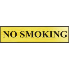 No smoking - BRG (220 x 60mm)