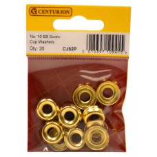 No 10 EB Screw Cup Washers (Pack of 20)