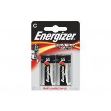 Energizer - Batteries - Power Alkaline - S8994 C x 2