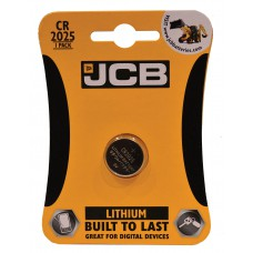 JCB - CR2025 Coin Cell Battery