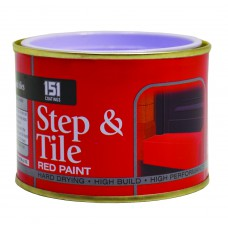 180ml Step & Tile Red Paint  (DGN)