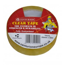 24mm x 50m Clear Tape