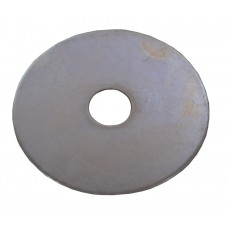 M10 x 50mm ZP Flat Repair Washers (3pk)