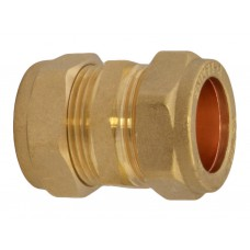 22mm Compression Straight Coupling