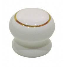 35mm Goldline Ceramic Knob