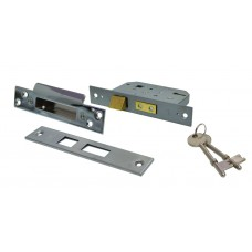 "63mm (2 1/2"") SCP 5 Lever Sash Lock"