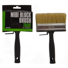 "125mm (5"") Block Brush"