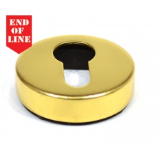 50mm PB Concealed Euro Escutcheon